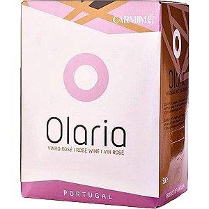 Vinho Olaria Rosé Bag In Box 5 Litros