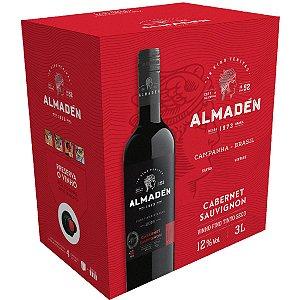 Vinho Almadén Cabernet Sauvignon Bag in Box 3 litros