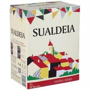 Vinho Sualdeia Tinto Meio Seco Bag in Box 5 Litros