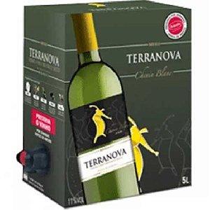 Vinho Terranova Chenin Blanc Bag in Box 5 Litros