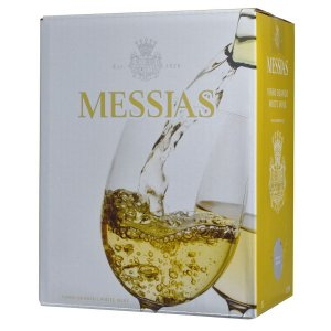 Vinho Messias Branco Bag in Box 5 Litros