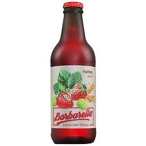 Cerveja Barbarella Morango 310ml