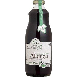 Suco de Uva Orgânico Aliança 1 Litro
