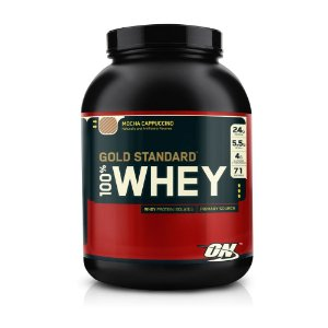 100% WHEY GOLD STANDARD 5