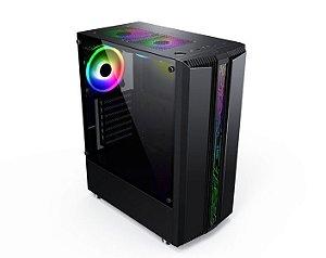GABINETE GAMER LIKETEC VELOX RGB