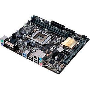 PLACA MAE INTEL ASUS H110M-CS DDR4 LGA 1151
