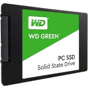 SSD WD GREEN 120GB 2,5 SATA  WDS120G1G0A WESTERN DIGITAL