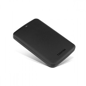 "HD EXTERNO 500GB TOSHIBA CANVIO BASICS PRETO 2,5"" PORTATIL USB 3.0 HDTB305XK3AA"