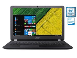 NOTEBOOK ACER ES1-572-3562 I3 6006U 4GB 1TB WIN10 TELA 15.6