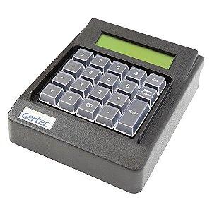 TECLADO MICROTERMINAL GERTEC MT-720 004.0883.2