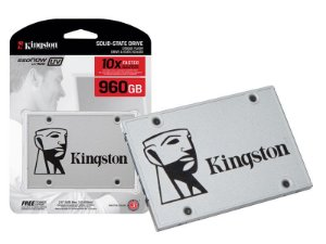 SSD 960GB KINGSTON SUV400S37/960G UV400 2.5 SATA 3
