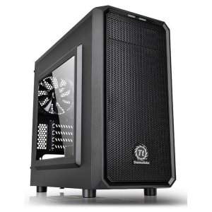 GABINETE GAMER THERMALTAKE VERSA H15 CA1D400S1WN00 WINDOW PRETO