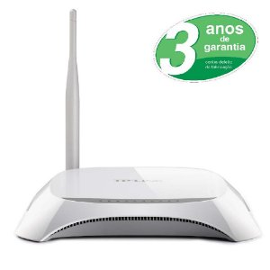 ROTEADOR WIRELESS 3G/4G TP-LINK TL-MR3220 150MBPS