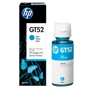 CARTUCHO ORIGINAL HP GT52 M0H54AL 70 ML CIANO