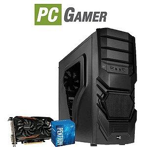 COMPUTADOR GAMER MK G4560 8GB DDR4 HD 1TB GEFORCE GTX 1050 2GB