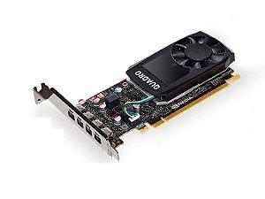 PLACA DE VIDEO 2GB DDR5 NVIDIA QUADRO P620 128 BITS PNY VCQP620-PB