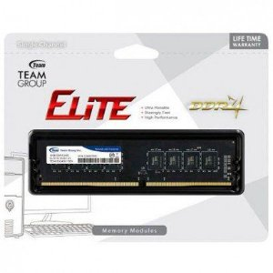 MEMORIA DESKTOP DDR4 4GB 2400 MHZ TEAM GROUP ELITE