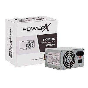 FONTE ATX 200W 20+4P POWER X