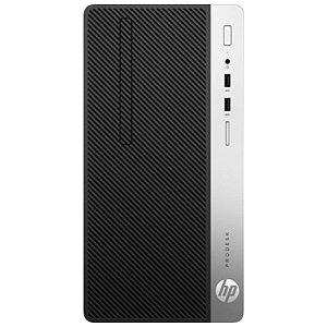 COMPUTADOR HP PRODESK 400 G5 SFF INTEL CORE I3 8100 4GB HD 500GB WIN10 PRO 5LA53LA#AC4