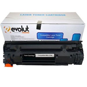 TONER COMP HP CE278A 2K EVOLUT