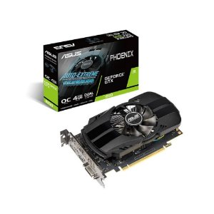 PLACA DE VIDEO ASUS GEFORCE GTX 1650 PHOENIX 4GB DDR5 128 BITS PH-GTX1650-O4G