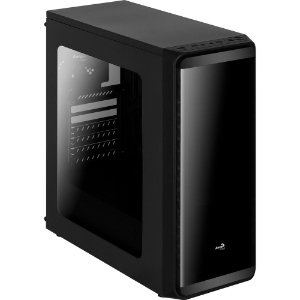 GABINETE GAMER AEROCOOL SI-5200 WINDOW PRETO