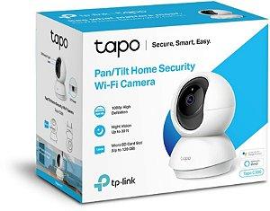 CAMERA SEGURANCA WIFI TP-LINK TAPO C200 360º 1080P VISAO NOTURNA