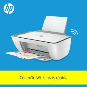 MULTIFUNCIONAL HP DESKJET 2776 WI FI USB INK ADVANTAGE