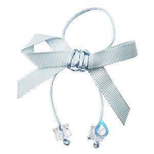 Laço Miçanga para Difusores de Ambiente Azul Bebê