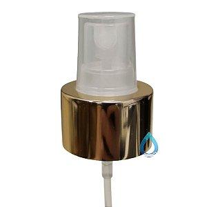 Válvula Spray Luxo Dourada 28/410