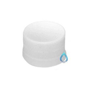 Tampa Plástico Lacre com Vedante 28/410