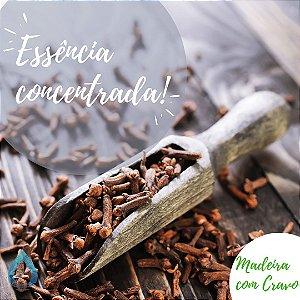 ESSÊNCIA MADEIRA COM CRAVO 100G
