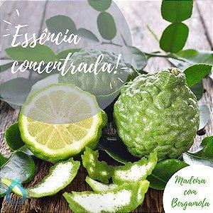 ESSÊNCIA MADEIRA COM BERGAMOTA 100G