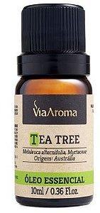 ÓLEO ESSENCIAL 10ML - TEA TREE (MELALEUCA)