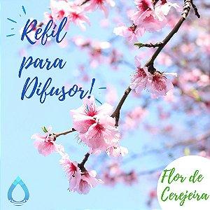 Refil para Difusor de Varetas Flor de Cerejeira