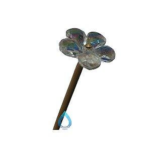 Vareta Para Difusor de Ambiente Florzinha Cristal