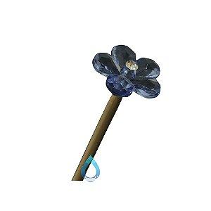 Vareta Para Difusor de Ambiente Florzinha Azul