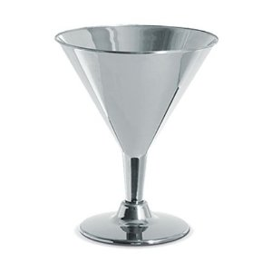 Taça Drink Silverplastic 200ML 6X1