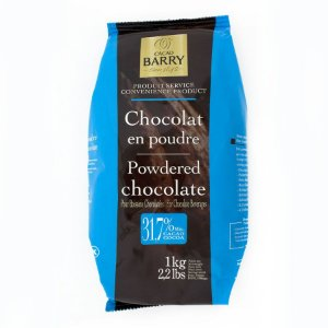 Chocolate Em Pó Callebaut 31,7% 1KG