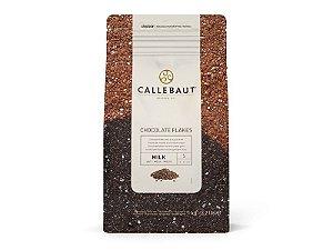 """Chocolate Callebaut Granulado Ao Leite """"S"""" 1KG"""