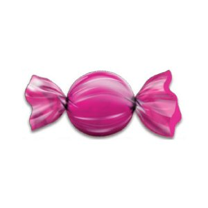 Papel Chumbo Carbex Para Trufas E Bombons Rosa Chiclete 15X16CM 100 Folhas