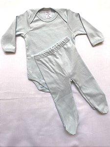 Conjunto Underwear Azul Bebê