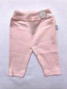 Calça Básica Rosa Bebê