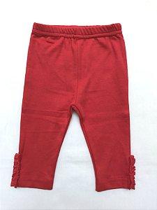 Legging Vermelha