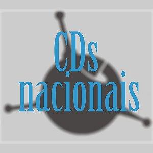Venda especial: cds nacionais