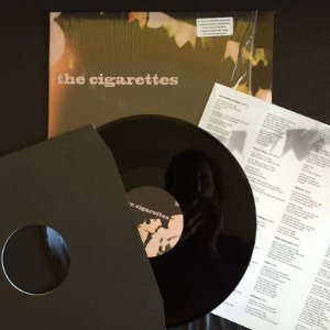 The Cigarettes - The Cigarettes (vinil)
