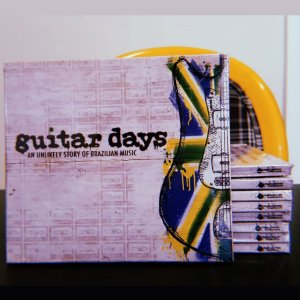 Vários - Guitar Days - An Unlikely Story of Brazilian Music