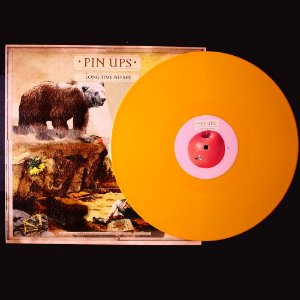 Pin Ups - Long Time No See (vinil amarelo)