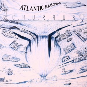 Churrus - Atlantic Railroad (vinil)