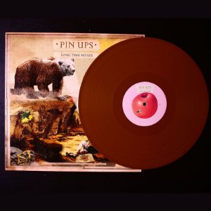 Pin Ups - Long Time No See (vinil marrom)